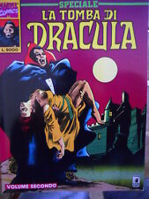 Speciale La Tomba di Dracula Volume Secondo ed. Star Comics - rif.123