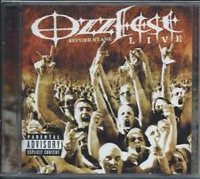 Ozzfest - Second Stage Live - 19 Various Tracks (2CD 2001) NEW