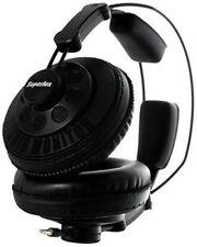 Superlux Professional Monitor Headphone HD668B  Semi-Open type from Japan New