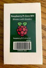 NEW Raspberry Pi Zero WH - FREE SHIP