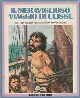 (Fabbri) Il meraviglioso viaggio di Ulisse 1979