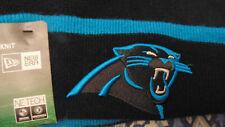 Carolina Panthers New Era Hat Cap Tuque Beanie Mens Womens  New NWT