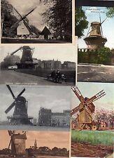110290 6 AK Windmühle Mole Rotterdam St. Quentin Iseghem Abeelemolen Leiden Haar