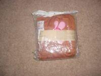 Kawaii heavy duty hd2 cloth diaper saude w/ doulber new brown