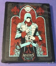 Assassin's Creed Unity [ Collector's STEELBOOK Case / G2 Size / NO Game ] NEW