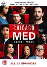Chicago Med Season Series 3 DVD R4 new & sealed