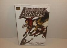 *New* The Mighty Avengers: Secret Invasion Book 2 Vol. 4 Bendis Graphic Novel