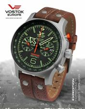 Vostok Europe Expedition Nordpol 1 Chronograph, Pilotenuhr