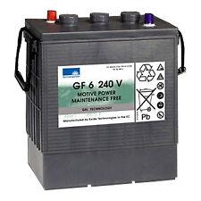 Sonnenschein batteria GEL Dryfit Trazione Blocco GF 6 240 V