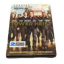 Tower Heist - DVD By Ben Stiller,Mathew Broderick - VERY GOOD