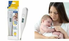 Lifemed Fieber Thermometer Digital wasserabweisend inkl Batterie auto OFF Ton