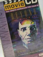 Beyond the Minds Eye PC CD-ROM C/Ww95 Windows 3.1 RARE OOP NEW/SEALED Jan Hammer