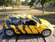 Renault Clio maxi Diac Elf modèle de présentation Otto échelle 1:18 long. 21cm