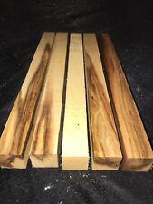 5 pc OLD GROWTH Ironwood Turning Wood  stock 1x1x12