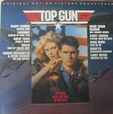TOP GUN - ORIGINAL MOTION PICTURE SOUNDTRACK  -  LP (original innersleeve)