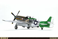 1:48 Pro Built Airplane Model USAF Fighter North American P-51D-20 Mustang