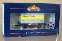 BACHMANN 37-950 BR CONFLAT A with BD CONTAINER SPEEDFREIGHT WAGON B708315 MIB nf