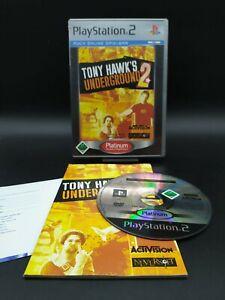 Tony Hawks Underground 2 PS2 Playstation 2 OVP Komplett