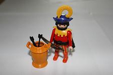 Playmobil Ritter Burgritter Bogenschütze  mit zubehör