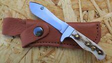 PUMA Mini-WHITE Hunter Coltello Da Caccia Coltello cintura MINI COLTELLI COLTELLO da caccia 300403