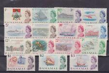 bahamas 1967 SG 295/309,Sc 252/66,set MNH    q1819