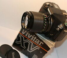 Vivitar Manual Focus Telephoto Film Camera Lenses