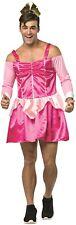 Hommes Sexy Princesse Rose Brame NUIT Fête Festival Costume déguisement