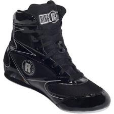Ringside Diablo Wrestling Boxing Shoes 12 Black