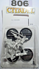 Warhammer 40k Necromunda Kal Jerico and Scabbs limited release lot W806