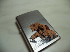 ZIPPO ACCENDINO LIGHTER BEAR PRIMER VERY RARE NEW