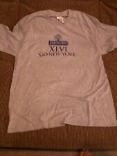 New York Giants Super Bowl XLVI Jagermeister Shirt