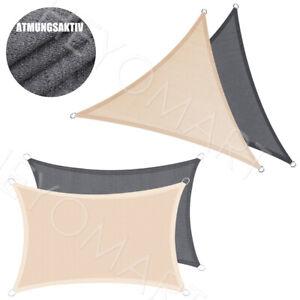 DHL Sonnensegel Sonnenschutz Windschutz Sonnendach UV Schutz Polyester HDPE