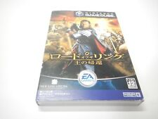 """Game """"The Lord of the Rings: The Return of the King"""" GameCube from Japan 0005"""