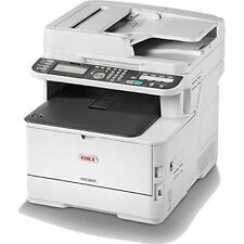 OKI MC363dn (A4) Colour LED Ethernet Multifunction Printer (Print/Copy/Scan/Fax)