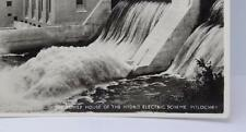 *VINTAGE THE POWER HOUSE OF THE HYDRO ELECTRIC SCHEME, PITLOCHRY POSTCARD*