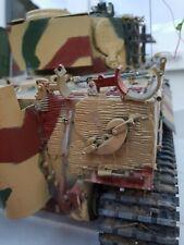 Tiger 1 rohrzurung 1:16 heng Long Tamiya RC tanques