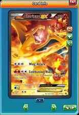 FA Charizard-EX Promo FULL ART for Pokemon TCG Online (in Game PTCGO Card)