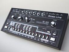 Dinsync re-303 Roland tb-303 replica attualmente incluso alimentatore