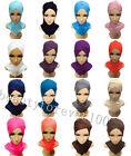 New Cotton Crossover Muslim Islamic Underscarf Hats Ninja Hijab Inner Hijab Caps