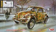 CMK 1/35 VW Kubelwagen Type 82/E Hardtop WWII (w/Beetle body) (Upgraded) T35020