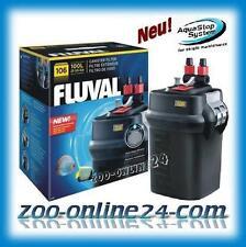 Fluval 106 Aquarium-Außen-Filter bis 100 Liter; A-202: (vorher 104-105)