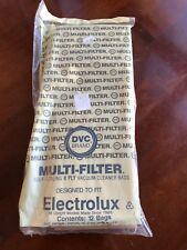 12 Electrolux Upright Style U Vacuum Cleaner Bags
