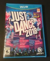 Just Dance 2018 (Wii U) NEW