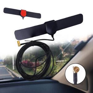 Car Radio Stereo Glass Amplified DAB Aerial Antenna for JVC Kenwood Sony Alpine.