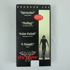 The Crow VHS Widescreen