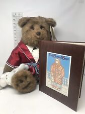 Limited Collectors Edition Gund The Last Elegant Bear Complete w/ Le Certificate