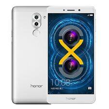 "Huawei Honor 6X 32GB 3GB Fingerprint 4G LTE Dual Camera 5.5"" IPS Screen 2.1GHz"