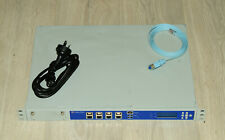 Check Point 4400 T140 Security Web Gateway Appliance w/ Rack Ears 1YrWty TaxInv
