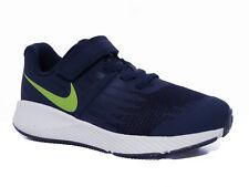 Scarpe Nike Star Runner Ragazzo Bambino Running Sport ginnastica Grigio N° 33