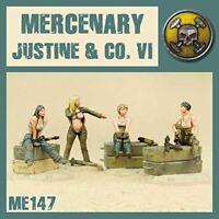DUST 1947 - Mercenary Justine & Co. VI